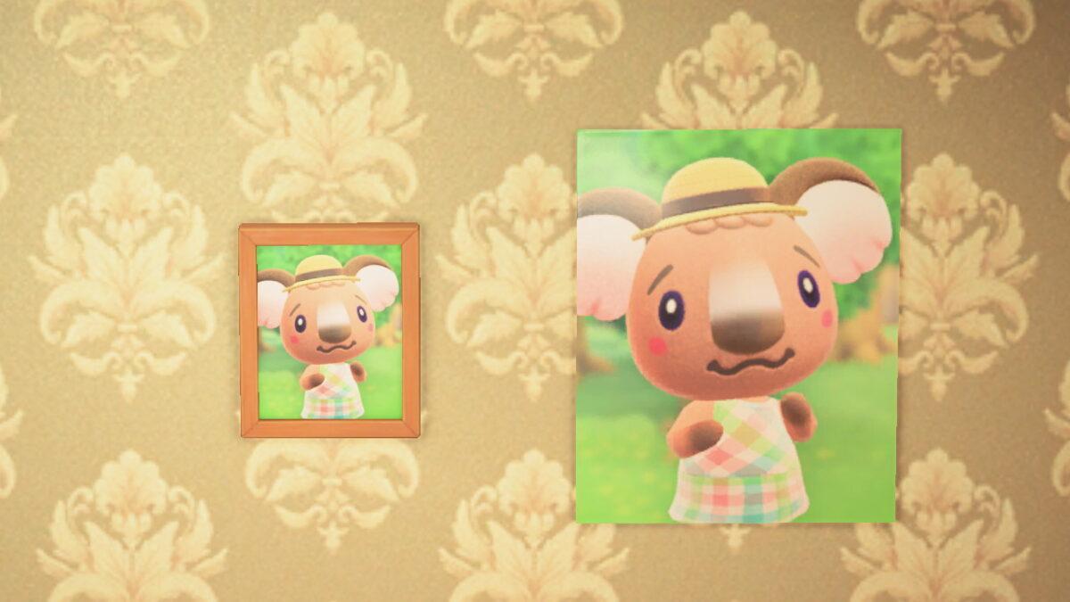 島 パニー ポスター の 【あつ森】amiibo(アミーボ)カードの使い方や流れ、使い道について